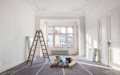 Renovierungen von Rümpel Alf