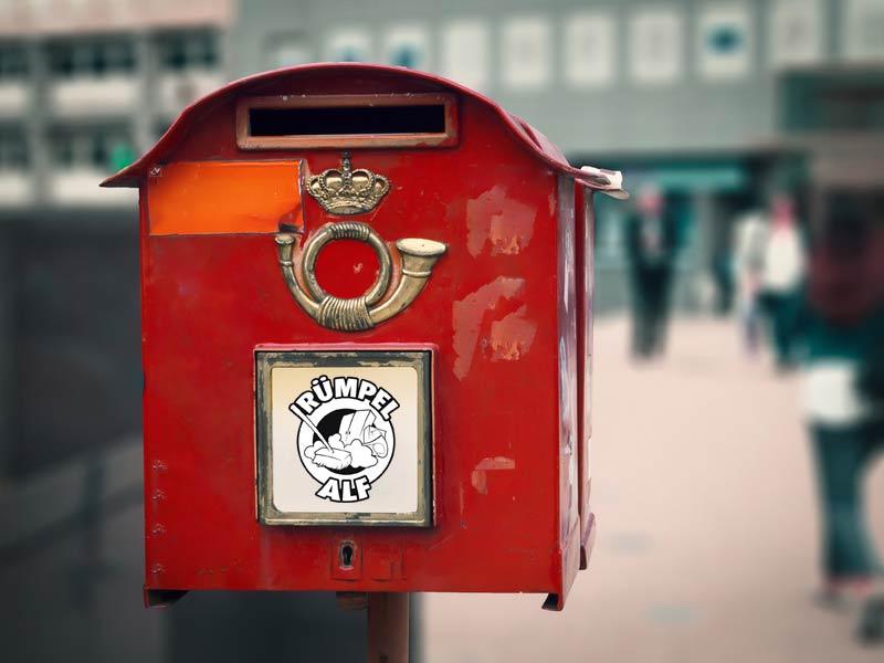 Rümpel Alf als Filiale in Kaiserslautern